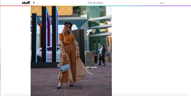 Nicole Ku | Nicrific Stuff.co.nz Fashion Week