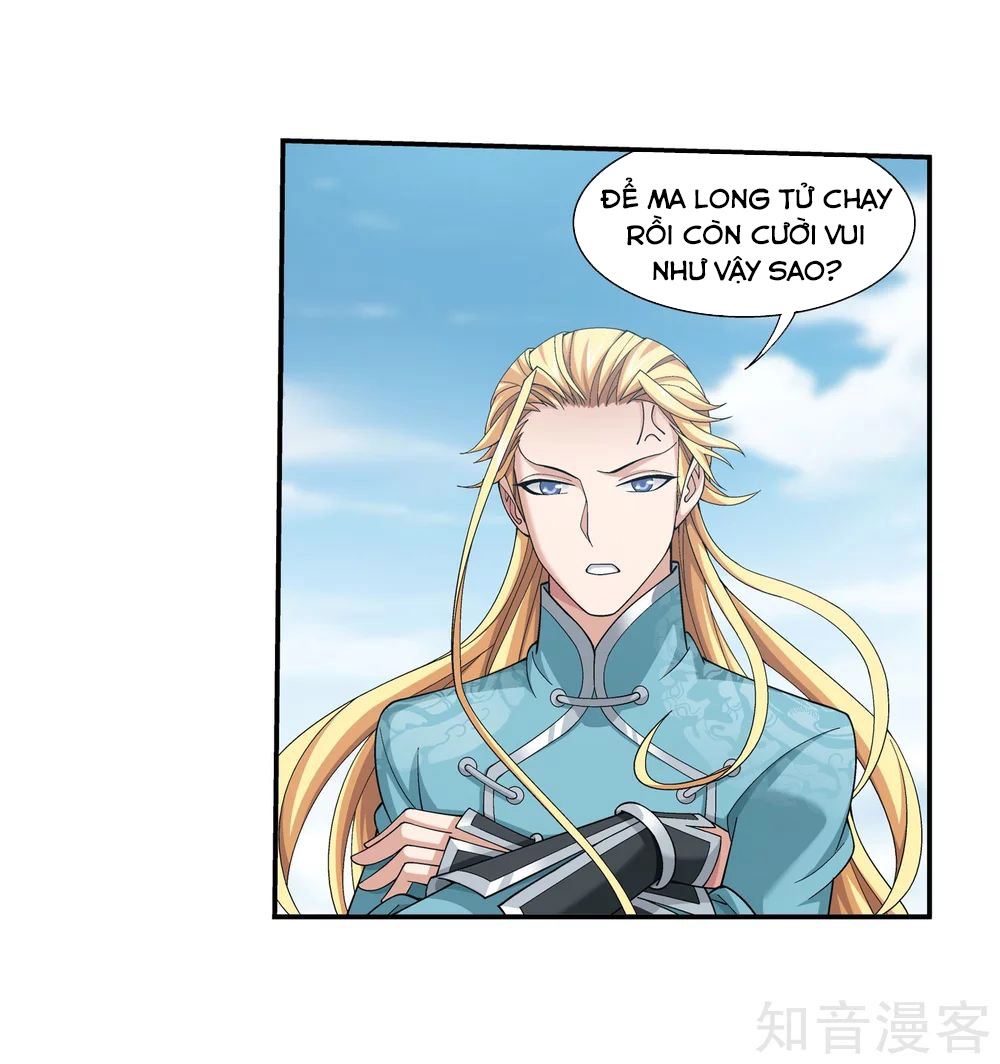 Đại chúa tể chap 142 - Trang 25