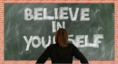 cara agar percaya diri