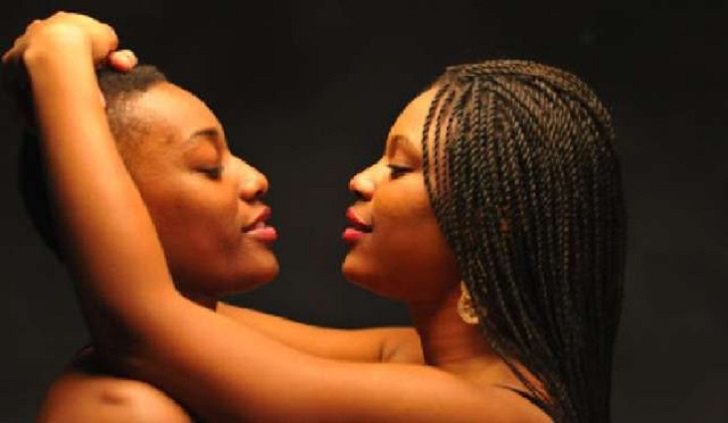 Black lesbian