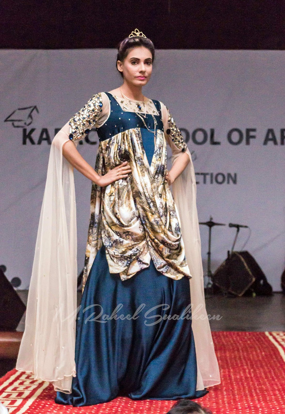 Karachi School Of Textile And Fashion Design Karachi School Style