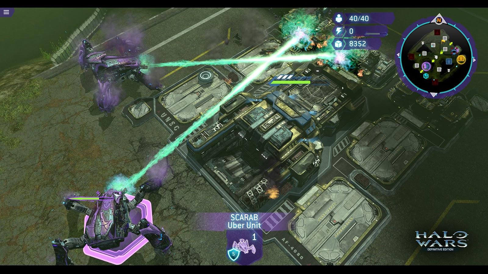 Halo Wars Definitive Edition ESPAÑOL PC Full + Hotfix 2 (CODEX) + REPACK 2 DVD5 (JPW) 8