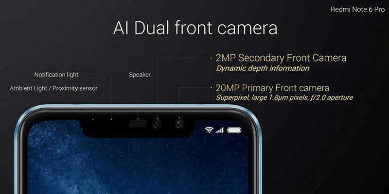 AI dual-camera