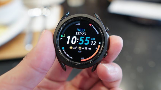 Samsung Galaxy Watch 4: images of the connected watch leaked