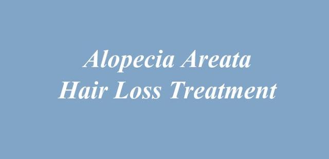Alopecia Areata Hair Loss Treatment