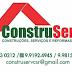 Empresa Construserv Construções LTDA está recebendo currículos