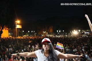IMG 0175 - 13ª Parada do Orgulho LGBT Contagem reuniu milhares de pessoas