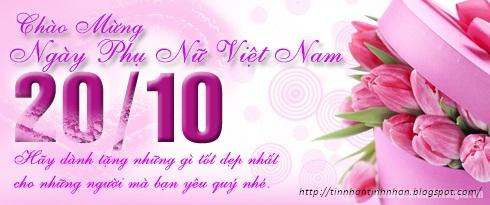 Những lời chúc 20-10 hay nhất tặng vợ, bà xã mừng ngày phụ nữ Việt Nam