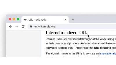 O ocultamento de URL completo do Chrome é um experimento anti-spoofing
