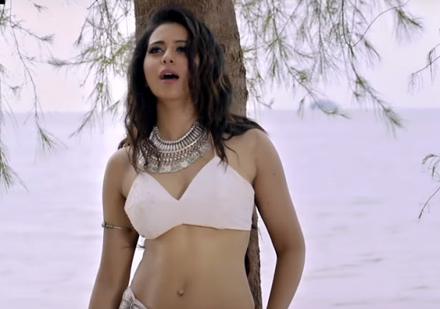 Rakul Preet Singh Hot Sexy In Bikini Photos UltraHD in the Movie Dhruva In Song Pareshanuraa