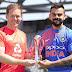 जानिये क्या कहा कप्तान विराट कोहली ने दूसरे टी-20 हारनेके बाद !