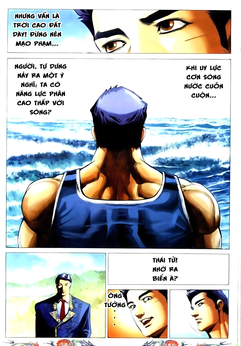 Người Trong Giang Hồ Chap 733 - Truyen.Chap.VN