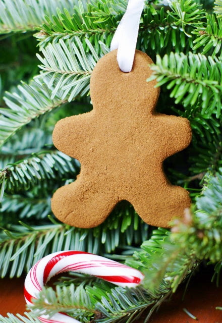 Easy 3-Ingredient Cinnamon Ornaments Image