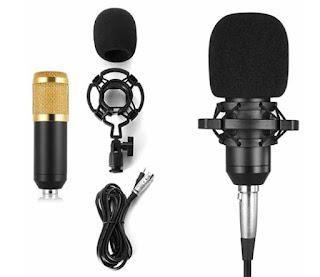 review jujur mic condenser bm 800