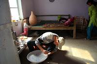 Uzbekistan, Rishtan, potters' village, topchan, © L. Gigout, 2012