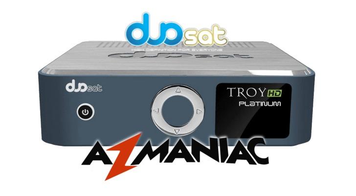 Duosat Troy Platinum