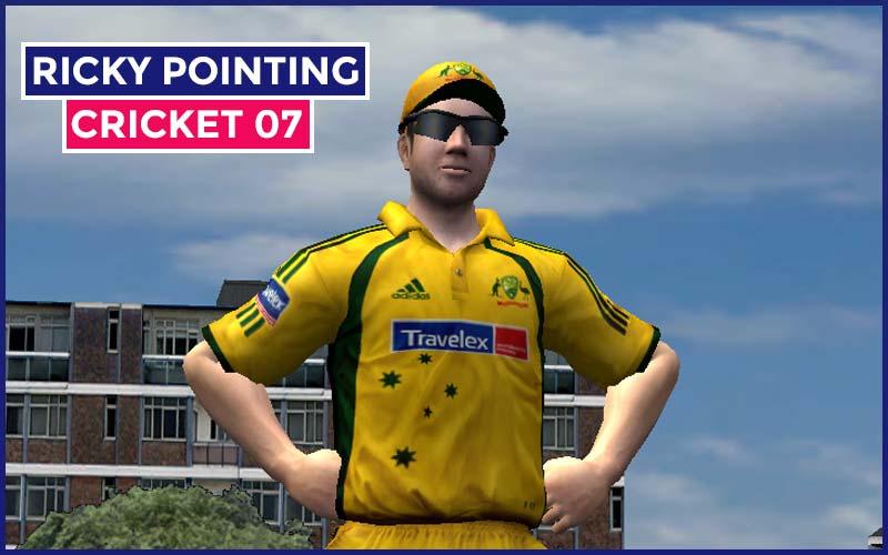 ea sports cricket 2007 pc game