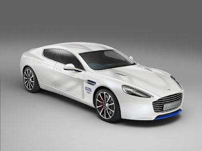 2016 Aston Martin Rapide S Pictures