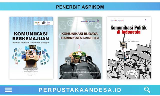 Daftar Judul Buku-Buku Penerbit ASpikom
