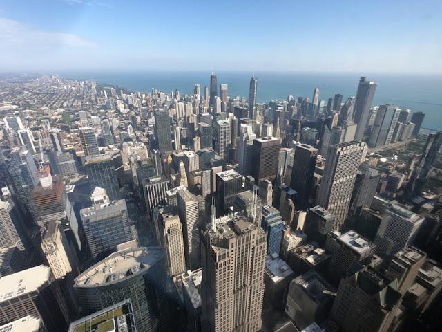 Skydeck Chicago Willis Tower