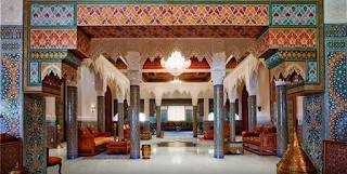 ديكورات الجبس المغربي