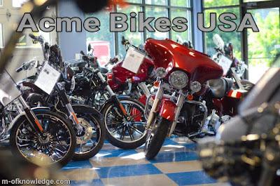 تعرف على شركة Acme Bikes USA الأمريكية الرائدة في مجال الدراجات المستعملة عالية الجودة