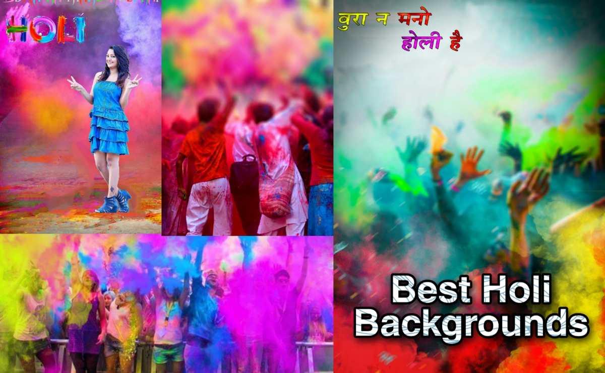 Holi Backgrounds