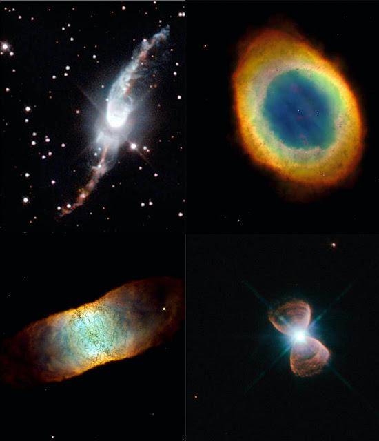 How planetary nebulae get their shapes