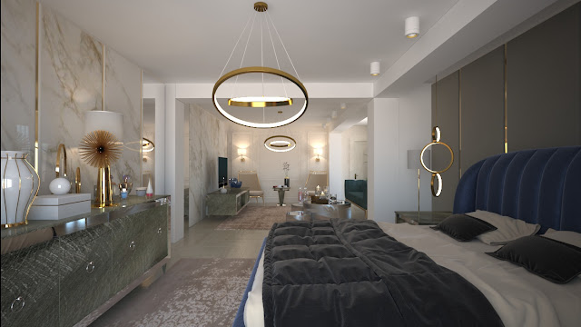 Design interior case moderne in Bucuresti - Studio design interior Bucuresti