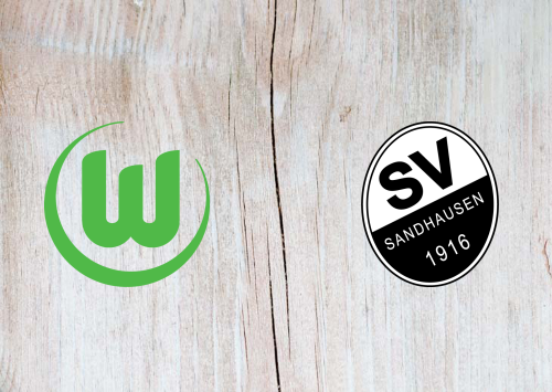 Wolfsburg vs Sandhausen -Highlights 23 December 2020