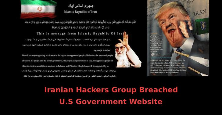 U.S Government Website