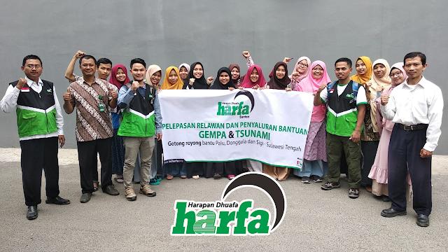 Lowongan Kerja Relawan Ramadhan Laz Harfa Banten