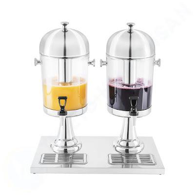 Bình đựng nước buffet 2 ngăn 16 lít BC2201-2