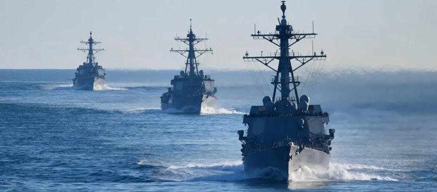 Η αμυντική διπλωματία του Πολεμικού Ναυτικού