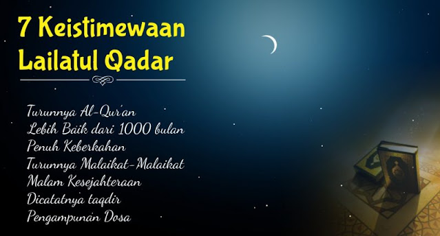 Mencari Lailatul Qadar