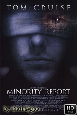 Sentencia Previa (Minority Report) [1080p] [Latino-Ingles] [MEGA]
