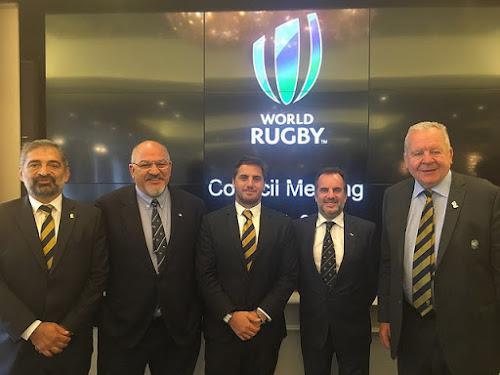 Pichot: Se está premiando al rugby argentino