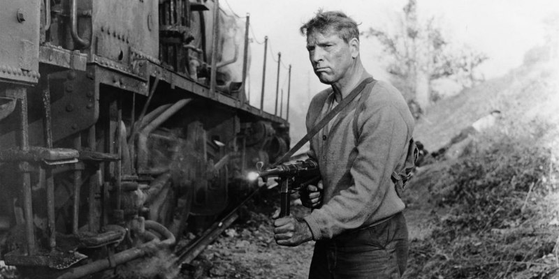 the train burt lancaster