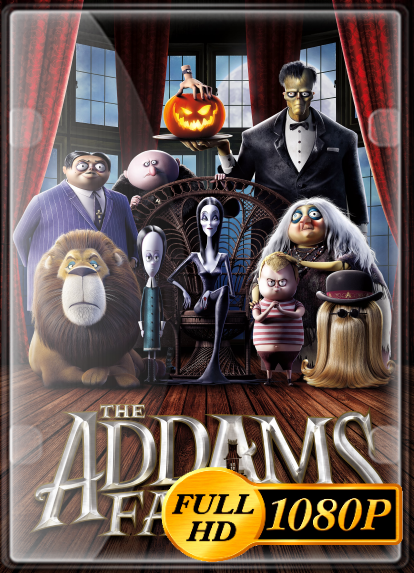 Los Locos Addams (2019) FULL HD 1080P LATINO/INGLES