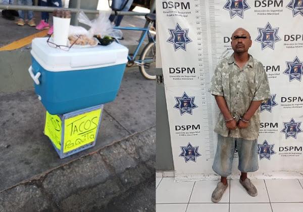 Sujeto mato a doña Cuquita, vendedora de tacos, durante asalto