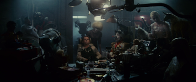 Secuencia de la película Blade Runner