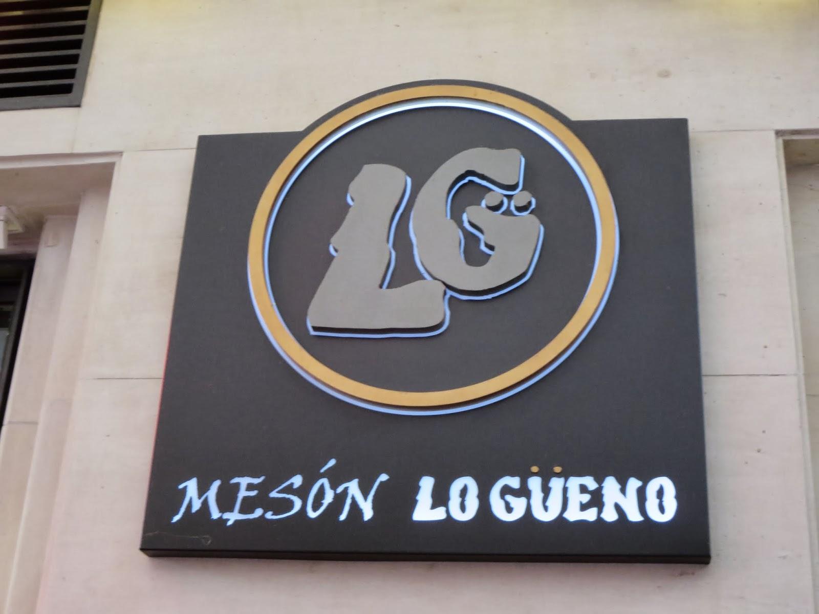 Meson Lo Gueno in Málaga, Spain