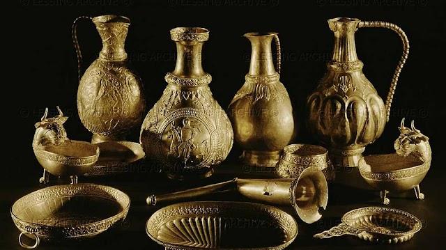 Lemásolta az aranykincset a kaposvári ékszerész, ezzel megmentette