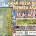 Fiesta de la Ternera Asada en Villanueva