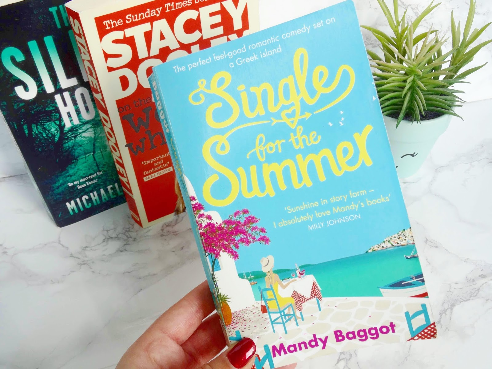 Single For The Summer by Mandy Baggot
