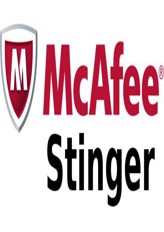 Download McAfee Stinger for PC free full version