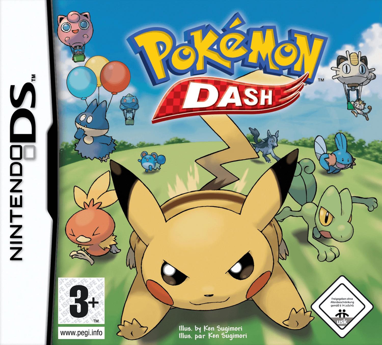 Pokémon Dash ROM DS