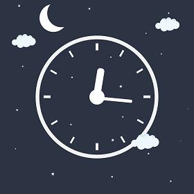 النوم الكافي