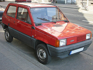 The Fiat Panda is another massive seller worldwide that began life as a Giorgetto Giugiaro design