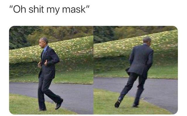 Face Mask Meme